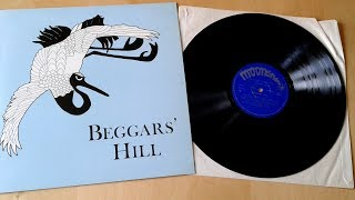 BEGGARS` HILL Mega Rare UK 1976 Folk LP PRIVATE PRESS Only 155 Copies £700