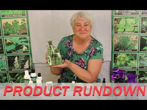 Ohio Valley Herbal Products | Product Rundown