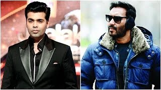Ajay Devgan Fight With Karan Johar