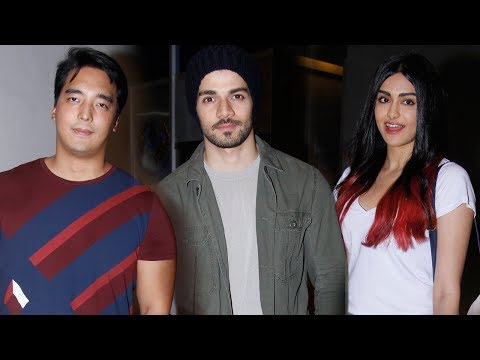 Hrudayanta Movie Special Screening | Adah Sharma, Sooraj Pancholi, Danny's Son Rinzing Denzongpa Mp3