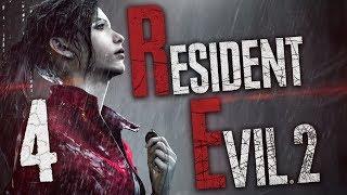 PRZECINAK | Resident Evil 2 Remake [#4]