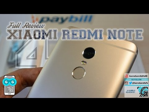 Review Xiaomi Redmi Note 4 - Indonesia