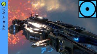 Secret Ship Kraken First Game [Star Conflict]
