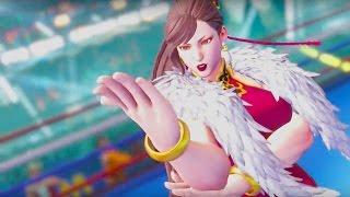 Street Fighter 5 Official Capcom Pro Tour DLC Trailer