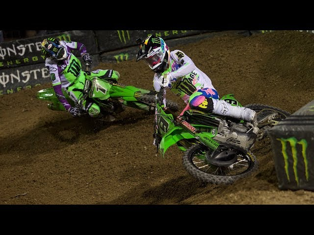 2019 Monster Energy Cup Highlights