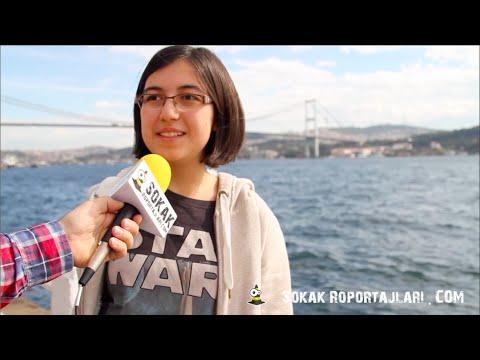 Sokak Röportajları - Star Wars Karakterleri Türkiye'ye Gelse Başlarına Neler Gelir?