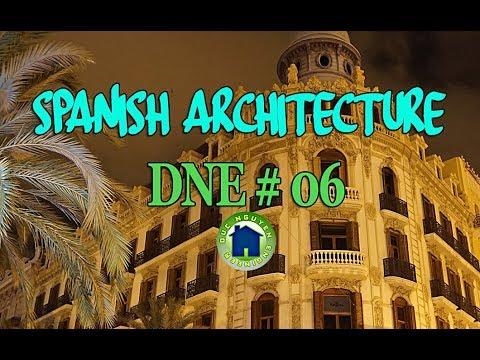 Spanish architecture - Architecture of the World - DNE 06