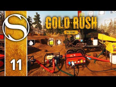#11 Gold Rush - Gold Rush Gameplay
