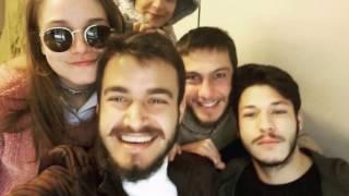 """Актеры сериала """"Моя Родина - это Ты"""" / Vatanım Sensin (фото из жизни и прочие фотосессии) За кадром"""