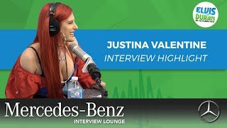 Our 2019 iHeartRadio Music Awards Lineup Rapped by Justina Valentine | Interview Highlight