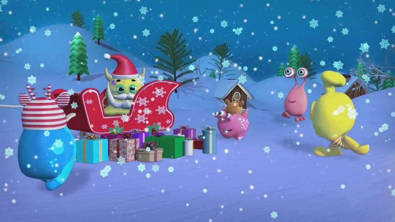 Jingle Bells Christmas Song For Kids | Latest English Nursery Rhymes 2019 | Full HD | Upload ...