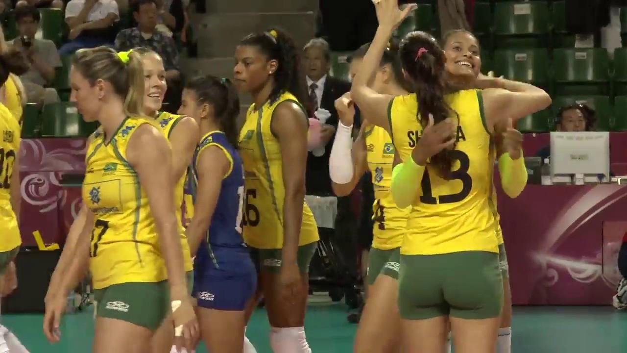 Hot Brazilian Girls Volleyball Players New - Youtube-9129