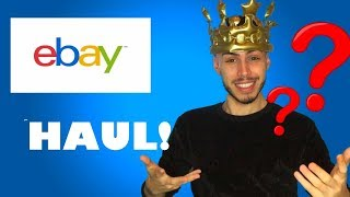 EBAY HAUL + SLIME I Tsede The Real