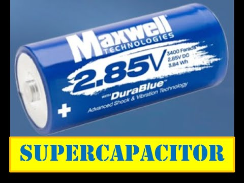 How Supercapacitors Work - A step by step guide