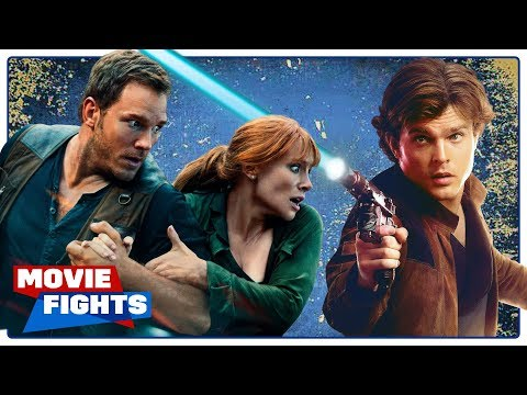 Worst Movie of Summer 2018?! MOVIE FIGHTS!