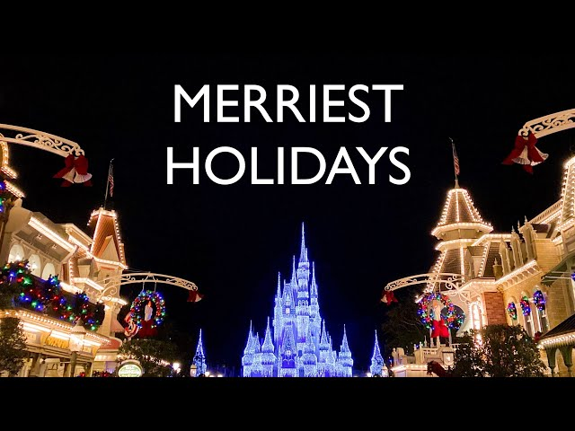 Le Noël Le Plus Magique D'Amérique À Walt Disney World