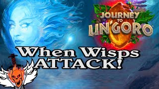 When Wisps Attack 🍀🎲 ~ Journey to Un'Goro ~ Hearthstone Heroes of Warcraft