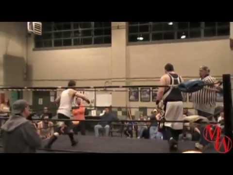 Milestone Wrestling Twisted Television episode 1