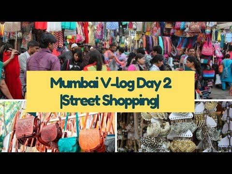 When I Was Too Scared To Shoot   Colaba Street Mumbai Vlog  Wieshe Makeup