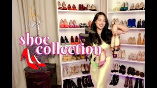 MY SHOE COLLECTION! 👠 + #KCsCloset CHARITY AUCTION