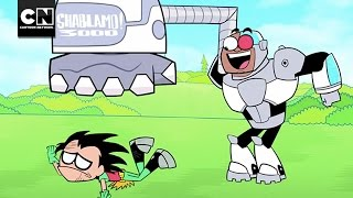 Bad Fortunes I Teen Titans Go! I Cartoon Network