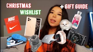 CHRISTMAS WISHLIST/ TEEN GIFT GUIDE 2019