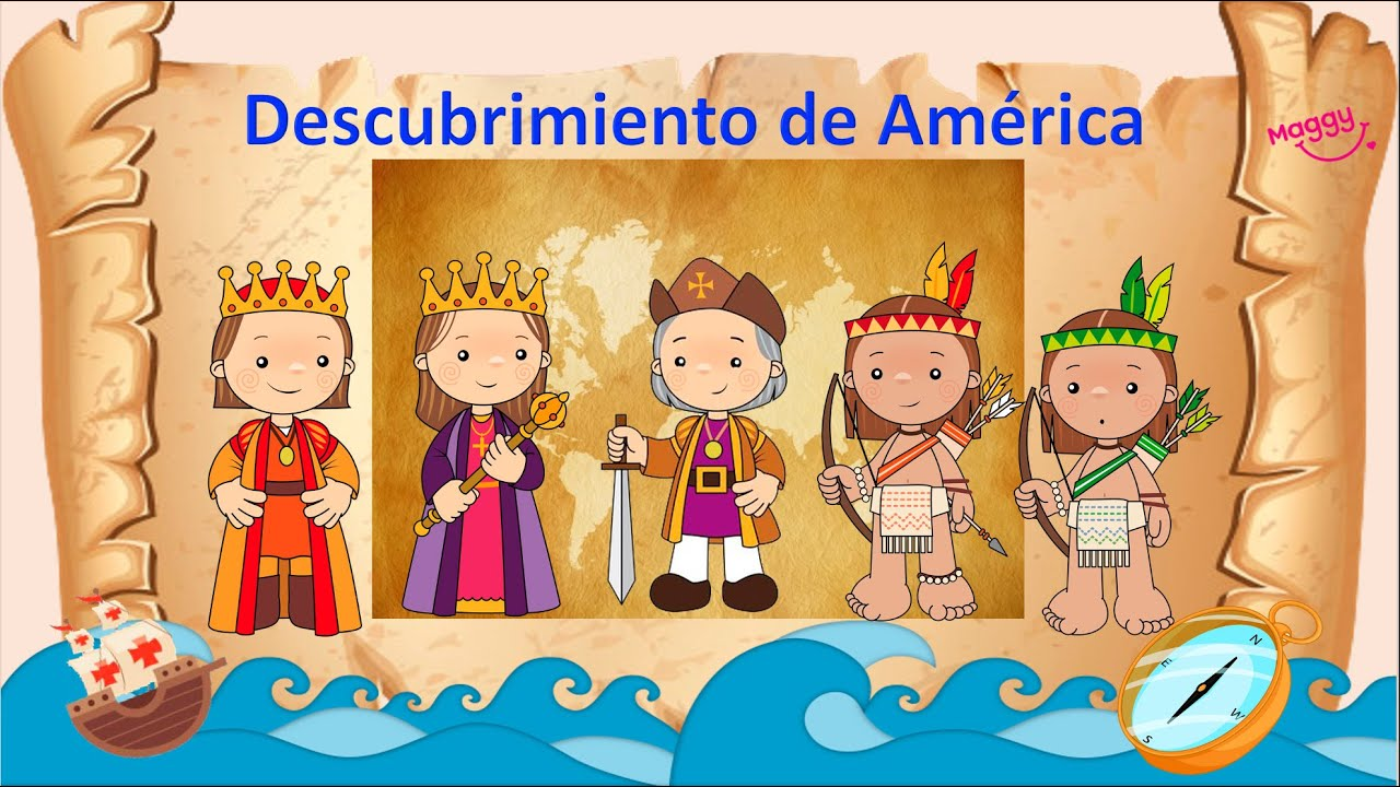 Cuento Cristobal Colon Descubrimiento De America Encuentrodedosmundos Cristobalcolon Youtube