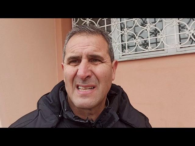 Димитър Димитров след победата във Враца