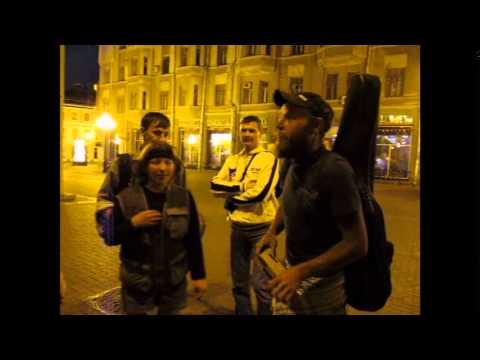 Бомж метросексуал в москве