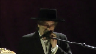 Bob Dylan,The Lonesome Death Of Hattie Carroll,london 19.11.2011