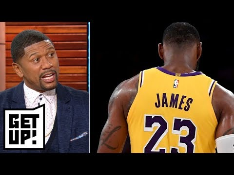 Jalen: Lakers fans expect LeBron James to be more clutch in overtime | Get Up!
