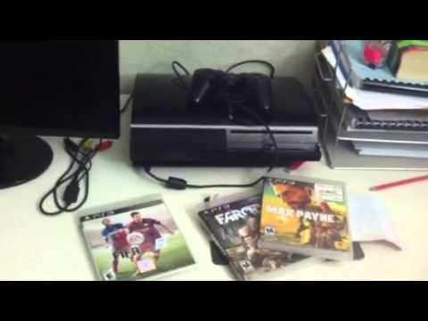 Free ps3 console giveaway