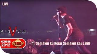 Download lagu Live Konser ~ Five Minutes - Semakin Ku Kejar Semakin Kau Jauh @Cirebon, 27 Oktober 2012