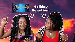 Download Lagu Twins React to Little Mix - Holiday MP3