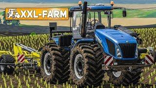 LS17 XXL-Farm: Ein NEW HOLLAND T9 für den breiten Grubber | LS17 Süd Thüringen #60