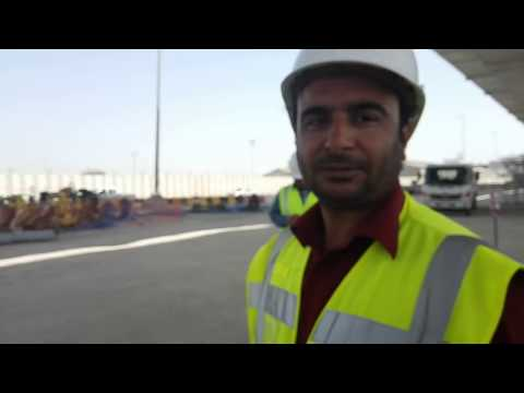 How To Stake Out Arc With Leica Total Station TS 06 Plus In Urdu/Hindi