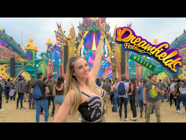 DREAMFIELDS MEXICO 2019 | MAJO MONTEMAYOR