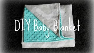 Diy Blanket | Tutorial