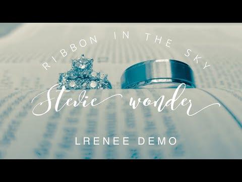 STEVIE WONDER - RIBBON IN THE SKY LRENEE DEMO