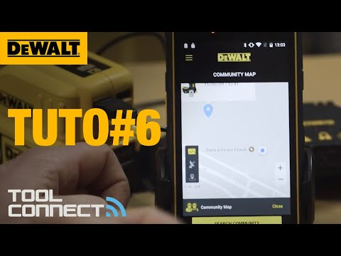 TOOL CONNECT - Tuto#6 Localisez Vos Outils