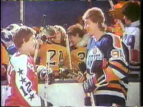 Wayne & Keith Gretzky 1981 7UP Commercial