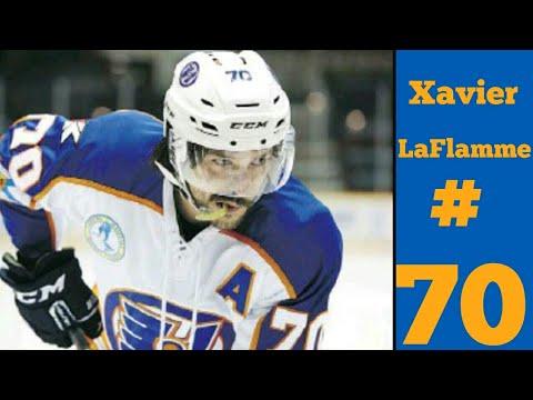 Xavier LaFlamme Dangle...