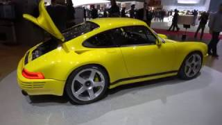[4k] Ruf CTR 2017 ENGINE in DETAIL it is a SHOWSTOPPER with ROOTS to legendary Yellowbird thumbnail