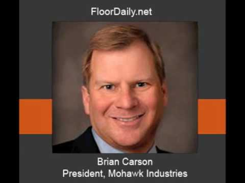 FloorDaily.net: Brian Carson Discusses the Core Message from Mohawk's Alligned Dealer Convention