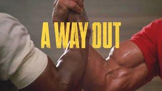 Longest arm wrestle (A Way Out part 6)