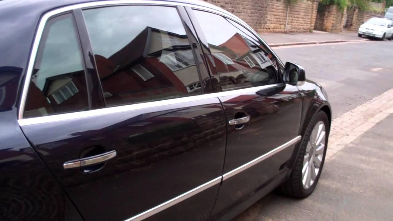 VW Phaeton V10 50 TDI For Sale on Ebay  YouTube