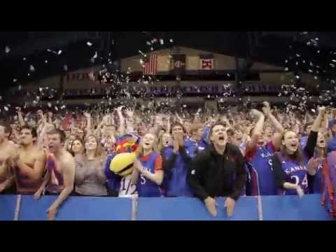 Explore KU: Experience a KU Men's Basketball tradition