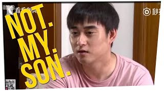 Parents Find Out 28-Year-Old Son is NOT THEIRS!! ft. DavidSoComedy