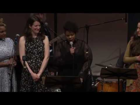 """We Are Strong"" Carnegie Hall Lullaby Project Celebration Concert"