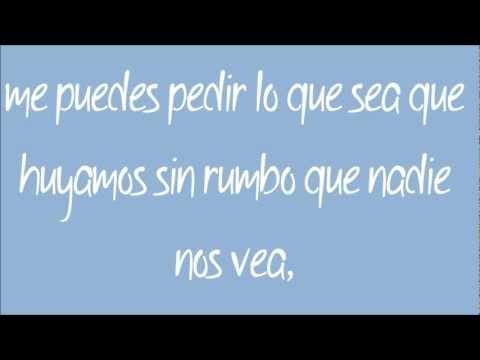 Me Puedes Pedir Lo Que Sea - Eiza Gonzalez y Marconi [Con Letra] (Amores Verdaderos) HD